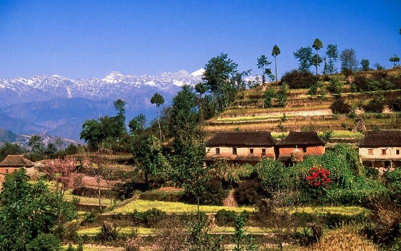 Tamang heritage trail photo