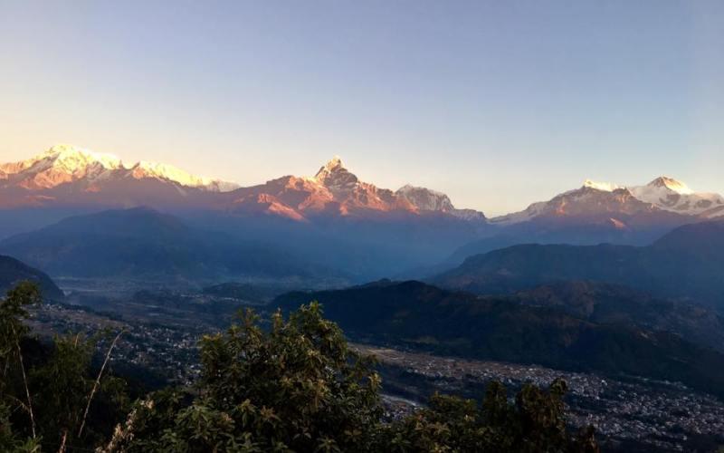 Nepal Yoga meditation tour