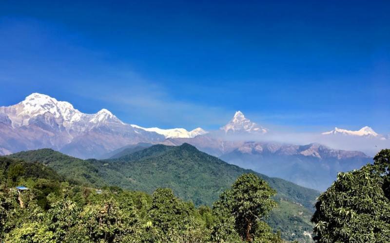 Nepal trekking Lhasa Everest base camp tour