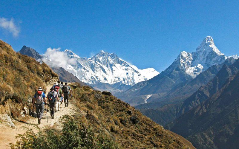 Trekking Photo
