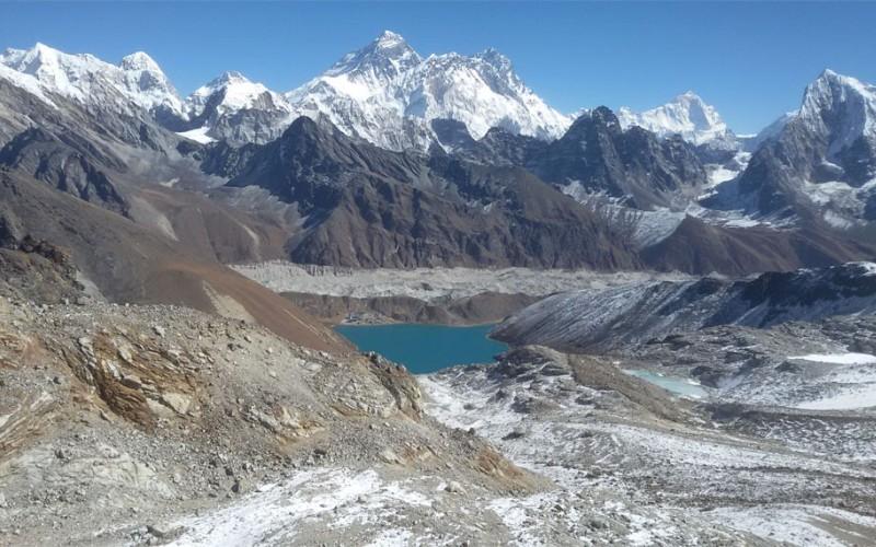 Three Passes Everest Base Camp Trek