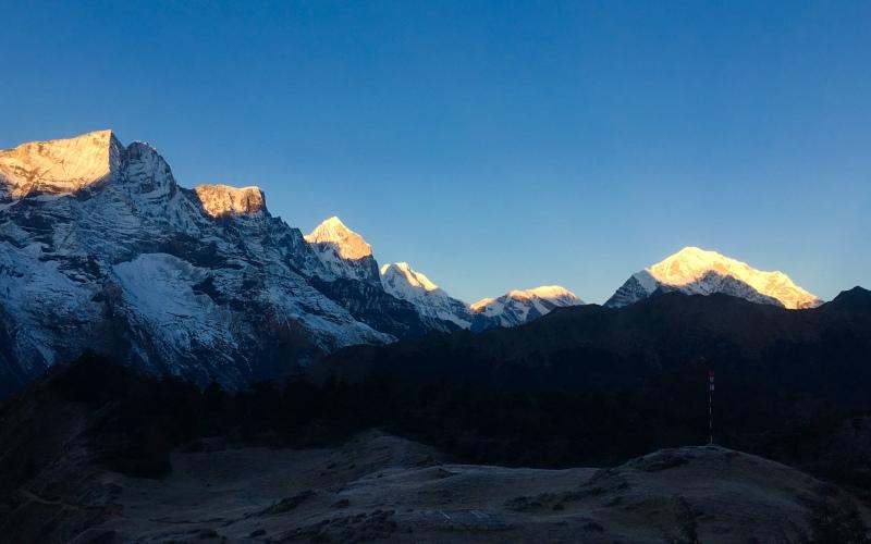 Mountains @ Sunrise
